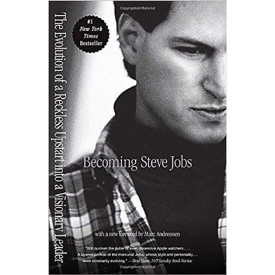 Hình đại diện sản phẩm Becoming Steve Jobs