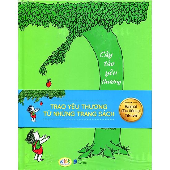 Hình đại diện sản phẩm Cây Táo Yêu Thương - The Giving Tree (Song Ngữ)