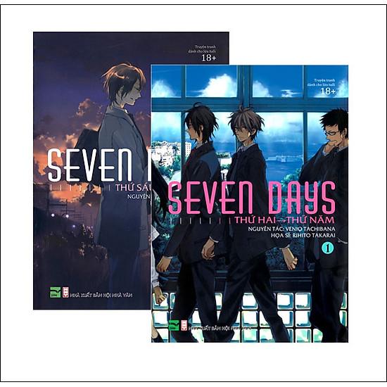 Combo Seven Days (Trọn Bộ 2 Tập) = 51.800 ₫