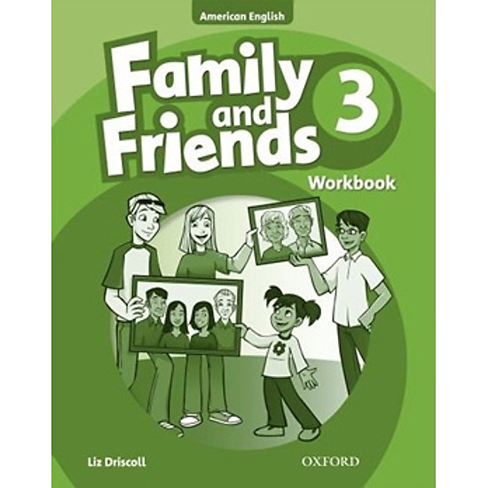 Family And Friends (AME) 3: Workbook