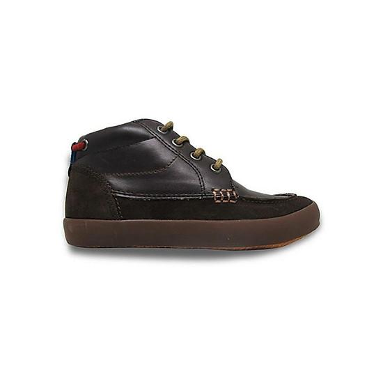 Giày Cổ Lửng Buộc Dây Bé Trai D&A B1604 - Nâu