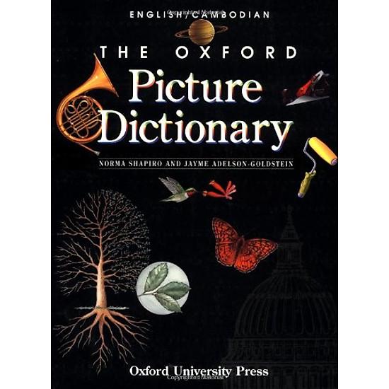 Hình đại diện sản phẩm The Oxford Picture Dictionary English/Cambodian: English Cambodian Edition (The Oxford Picture Dictionary Program)