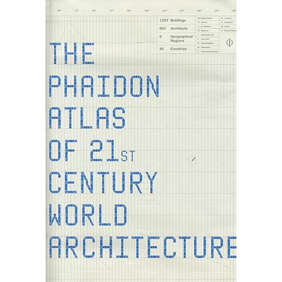 Hình đại diện sản phẩm Phaidon Atlas of 21st Century World Architecture
