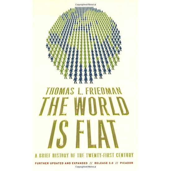 Hình đại diện sản phẩm The World Is Flat 3.0: A Brief History of the Twenty-first Century