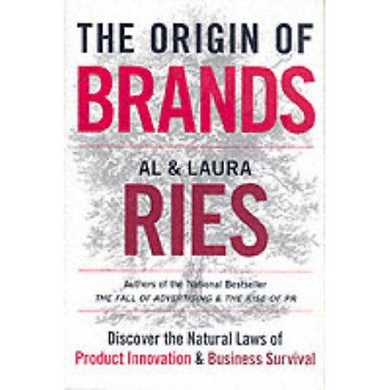 Hình đại diện sản phẩm The Origin of Brands: Discover the Natural Laws of Product Innovation and Business Survival