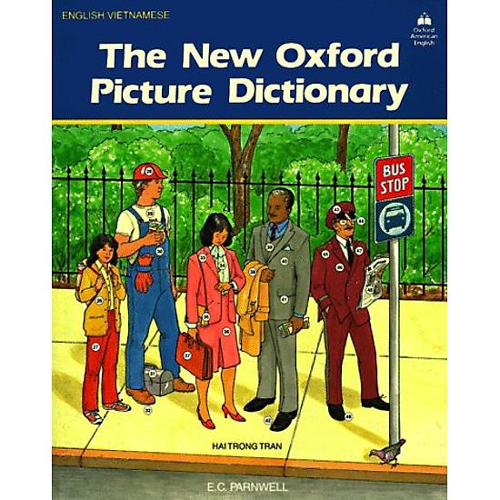 Hình đại diện sản phẩm The New Oxford Picture Dictionary (English/Vietnamese Edition) (English and Vietnamese Edition)