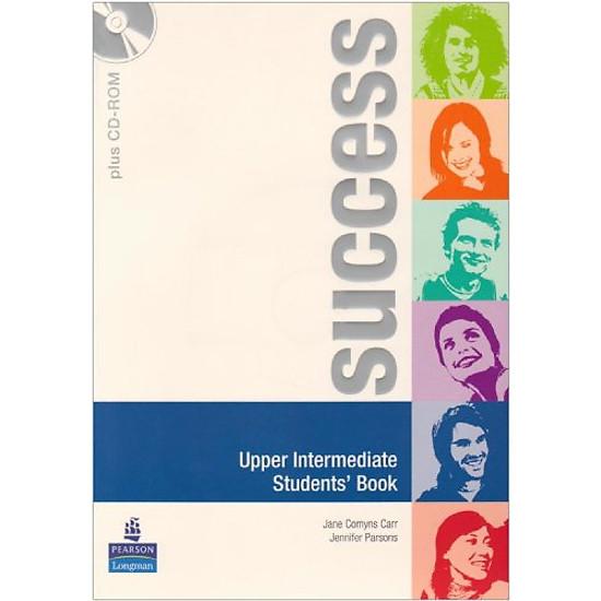 Hình đại diện sản phẩm Success Upper Intermediate Students Book Pack (Success)