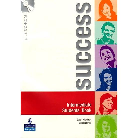 Hình đại diện sản phẩm Success Intermediate Students Book Pack (Success)