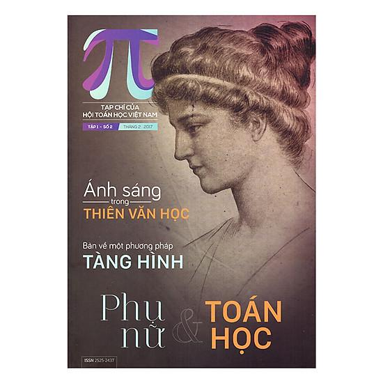 Hình đại diện sản phẩm Pi Tạp Chí Toán Học - Tháng 2/2017