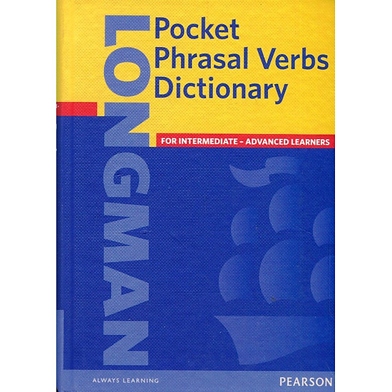Hình đại diện sản phẩm Longman Pocket Phrasal Verbs Dictionary (LPD)