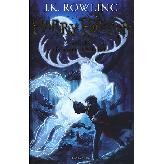 Hình đại diện sản phẩm Harry Potter Part 3: Harry Potter And The Prisoner Of Azkaban (Paperback) - Harry Potter và tù nhân ngục Azkaban