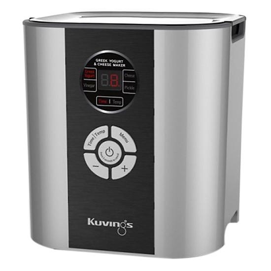 Kết quả hình ảnh cho Máy làm sữa chua Kuvings KGC-712CB tiki
