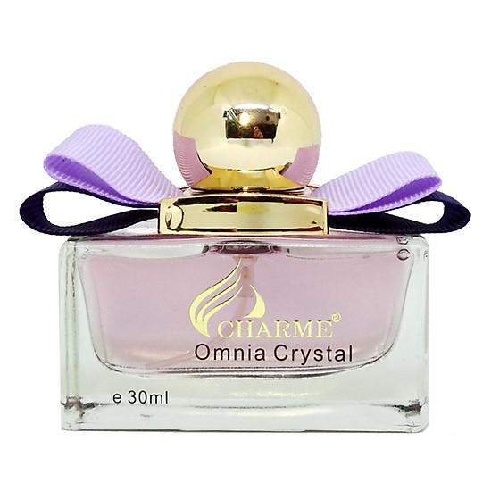 Nước Hoa Nữ Charme Omnia Crystal (30ml) – Giá tốt | Tiki.vn