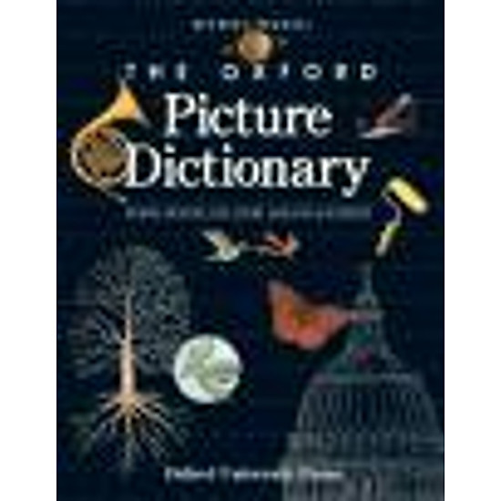 Hình đại diện sản phẩm The Oxford Picture Dictionary: Monolingual Edition (The Oxford Picture Dictionary Program)
