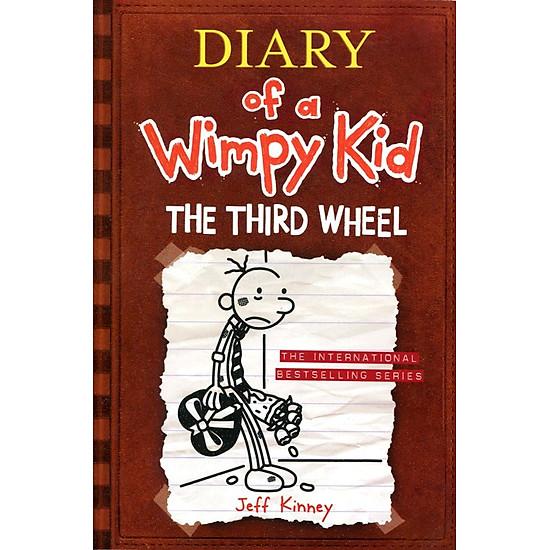 Hình đại diện sản phẩm Diary Of A Wimpy Kid 07: The Third Wheel