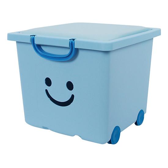 Thùng Nhựa Đa Năng Happy Box Yuwon PS YW-05-02 - Xanh Da Trời Nhạt ...