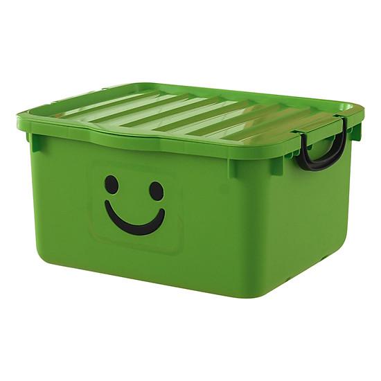 Thùng Nhựa Happy Box Yuwon PS YW-12 - Xanh Lá Cây Đậm (Size Lớn) ...