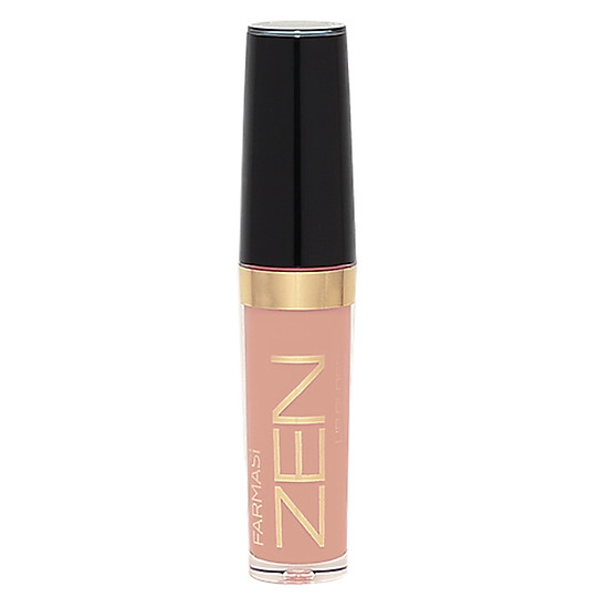 Son Bóng Dạng Kem Farmasi Zen - Zen Lipgloss 6ml