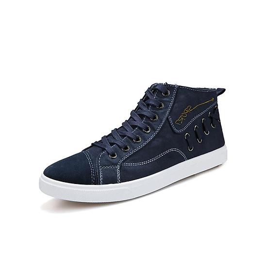 Giày thể thao nam cổ cao thời trang PETTINO - KS02-1