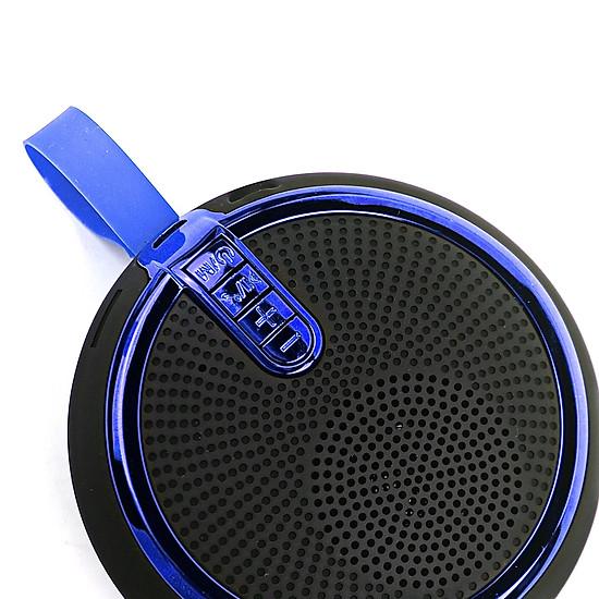 Loa Bluetooth Cầm Tay Nghe Nhạc Mini GUTEK BS-119 Đa Năng – Hỗ Trợ Kết Nối Thẻ Nhớ Và Cổng 3.5 – Nghe Nhạc Cực Hay - Hàng chính hãng - Xanh dương-6