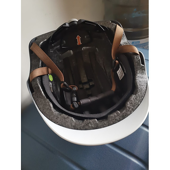 Mũ Bảo Hiểm Xiaomi Youpin Himo K1 Thoáng Mát Chắc Chắn Kháng Khuẩn Chống Ẩm - Xám-2