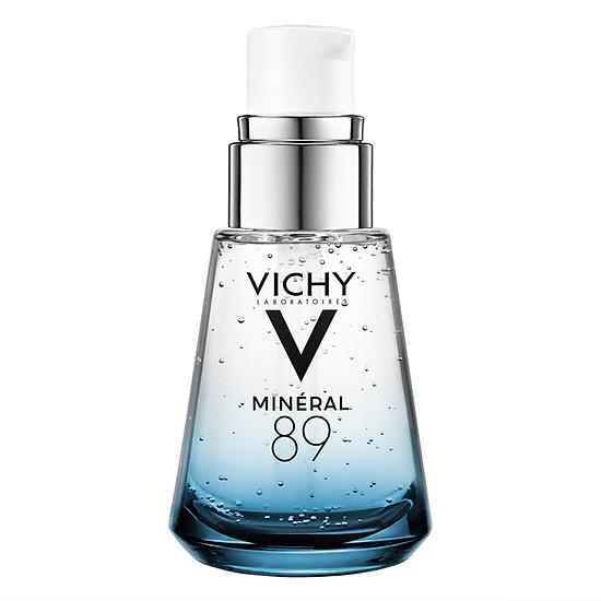 Bộ Dưỡng Chất Khoáng Cô Đặc Giúp Phục Hồi Cho Da Căng Mịn Vichy Mineral 89 (30ml)