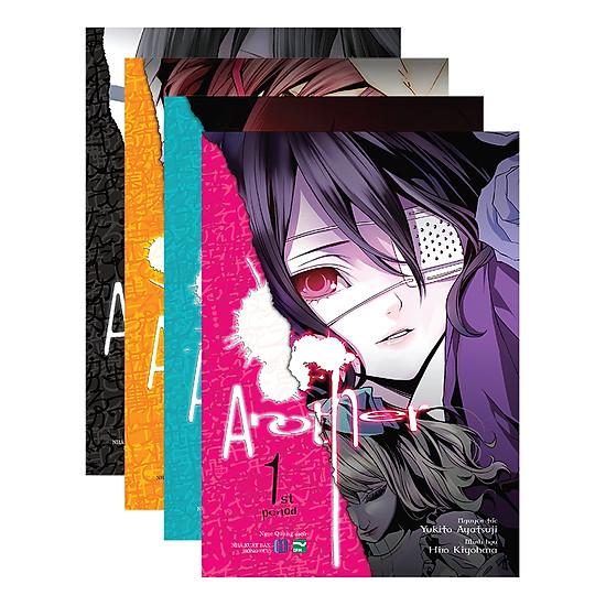 Another - Boxset 4 Tập (Phiên Bản Manga) = 96.000 ₫