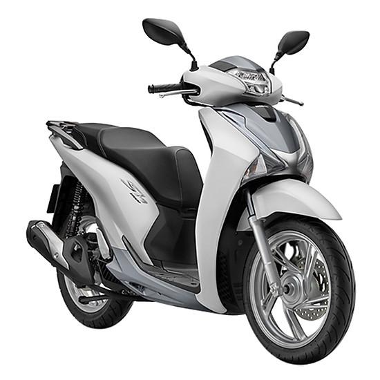 Xe Máy Honda SH 125i Phanh CBS 2019 - Trắng Bạc Đen=78.000.000 ₫