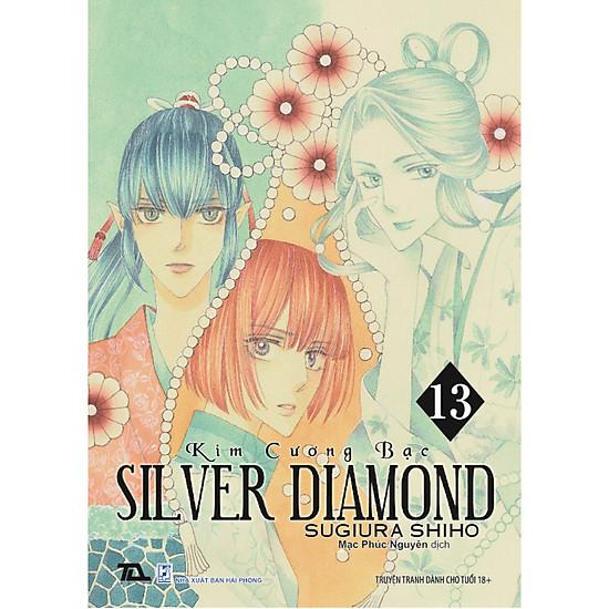 Kim cương bạc tập 13