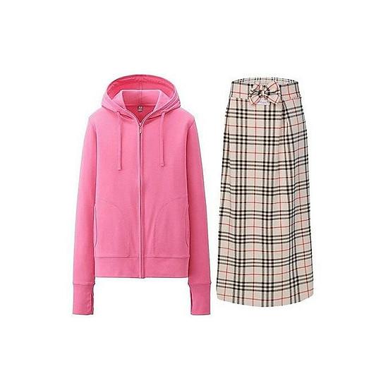Bộ áo chống nắng kèm khẩu trang và váy thô 2 lớp  = 98.900 ₫