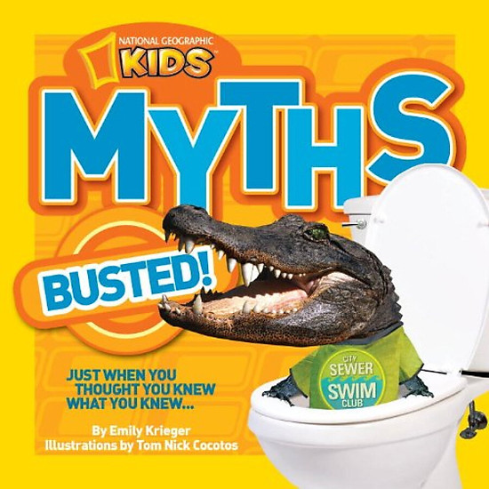 Hình đại diện sản phẩm Myths Busted!: Just When You Thought You Knew What You Knew...