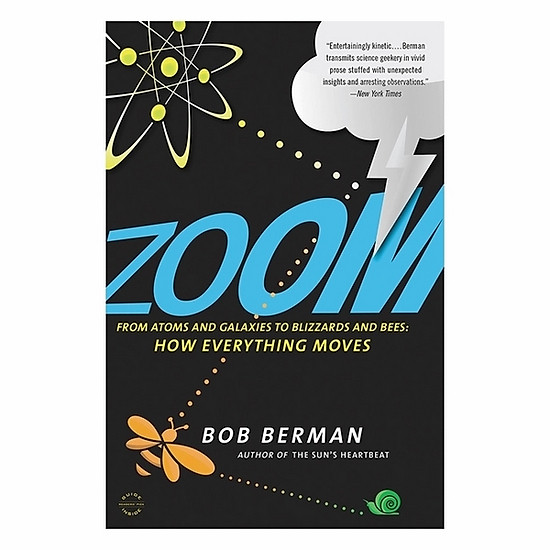 Zoom: From Atoms And Galaxies To Blizzards And Bees