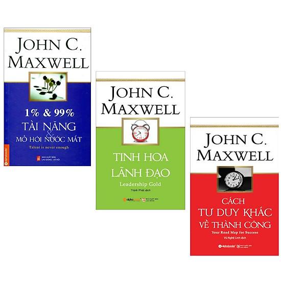 Combo Sách Kỹ Năng Tư Duy :1% & 99% – Tài Năng & Mồ Hôi Nước Mắt+Tinh Hoa Lãnh Đạo+Cách Tư Duy Khác Về Thành Công( tặng kèm bookmark Green Life)