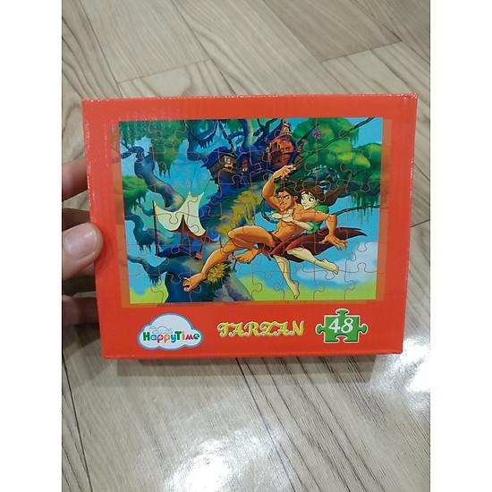 Bộ Ghép Hình - Puzzle Tazan
