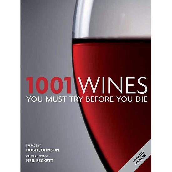 Hình đại diện sản phẩm 1001 Wines You Must Try Before You Die