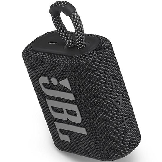 Loa Bluetooth JBL Go 3 - Hàng Chính Hãng - Black-2