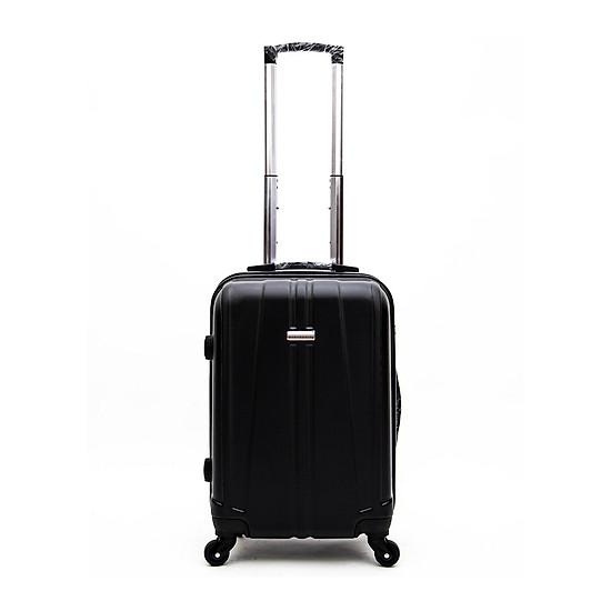 Vali nhựa dẻo RL 688 (20 inch) – Đen