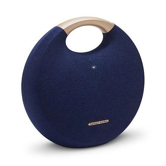 Loa Bluetooth Harman Kardon Onyx Studio 5 50W (Blue) - Hàng Chính Hãng-0
