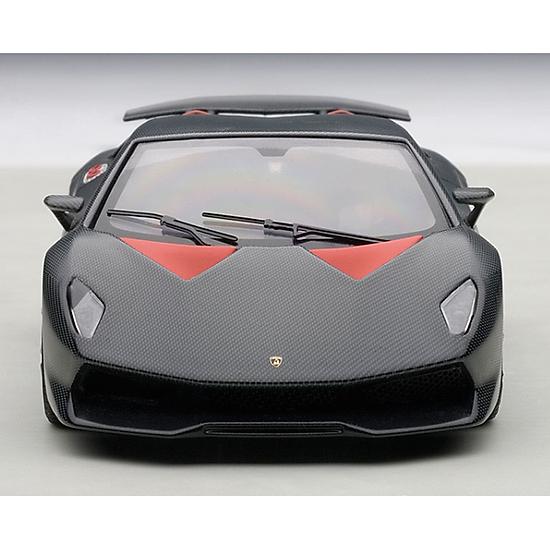 Xe Mo Hinh Lamborghini Sesto Elemento 1 43 Autoart 54671 Carbon