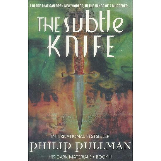 Hình đại diện sản phẩm The Subtle Knife (His Dark Materials Book 2)