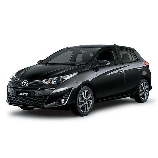 Xe Ô Tô Toyota YARIS 1.5G CVT - Đen