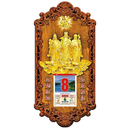 ý nghĩa tranh treo tường 3 ông Phúc Lọc Thọ