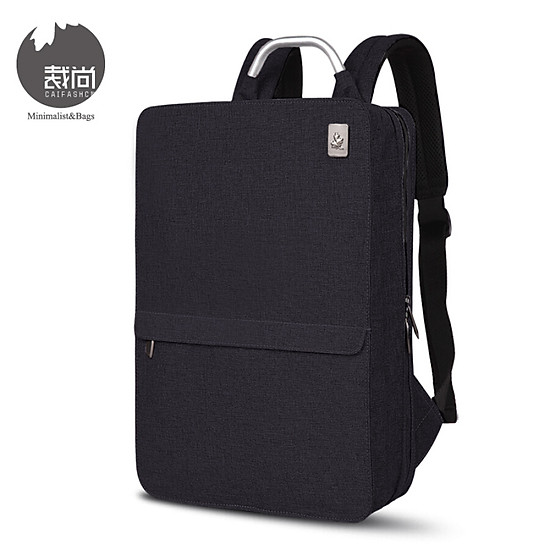 Hình đại diện sản phẩm Caifashcn computer bag 15.4-inch business backpack  casual commuter backpack ea730dcc6667c