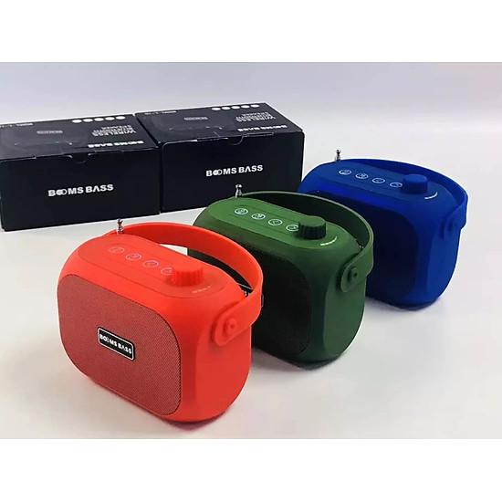 Loa bluetooth không dây mini LANITH bass mạnh Boombass L15 - Tặng cáp sạc 3 đầu – Thiết kế nhỏ gọn, thời trang – Kết nối không dây bluetooth, kết nối USB, thẻ nhớ - LB000015.CAP0001 - Đen-5