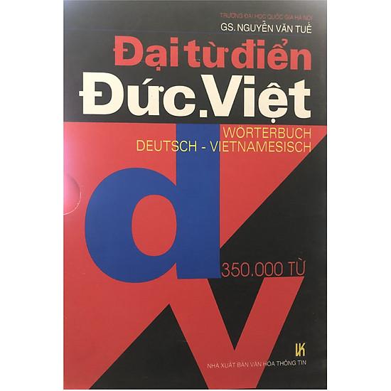 Đại từ điển Đức Việt