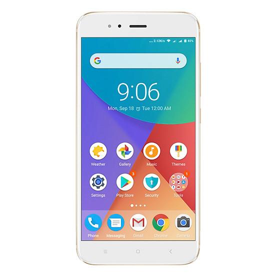 Điện Thoại Xiaomi Mi A1 32GB/4GB - Hàng Chính Hãng - Vàng