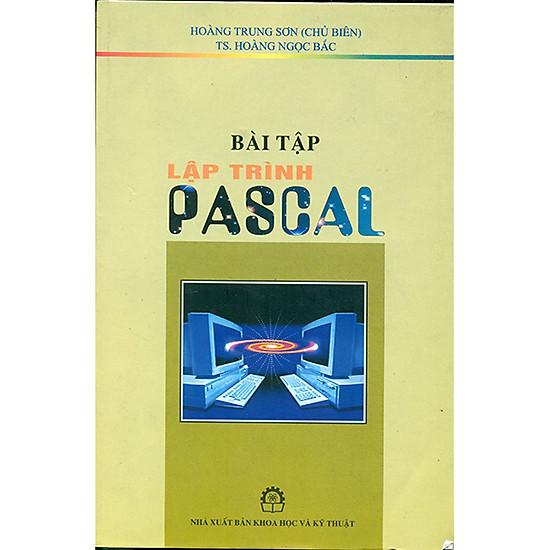 Bài Tập Lập Trình Pascal