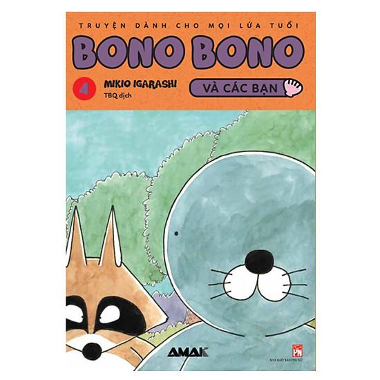 Bono Bono Và Các Bạn - Tập 4