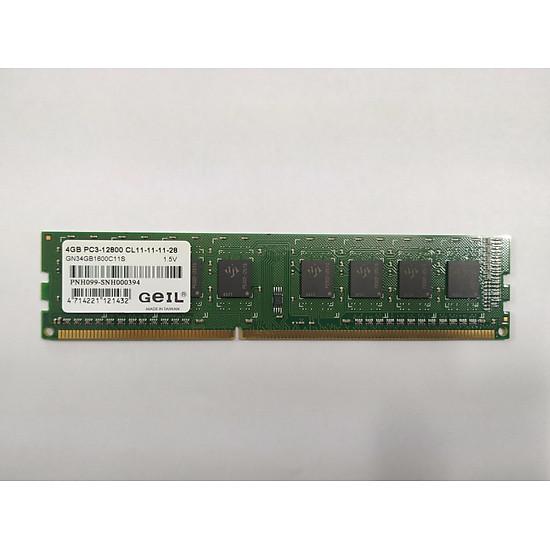 RAM PC GEIL 4GB Bus 1600 DDR3 - Hàng Chính Hãng