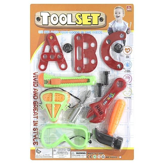 Đồ Chơi Công Cụ Cơ Khí 16 Chi Tiết Boy Toys - YG912-11